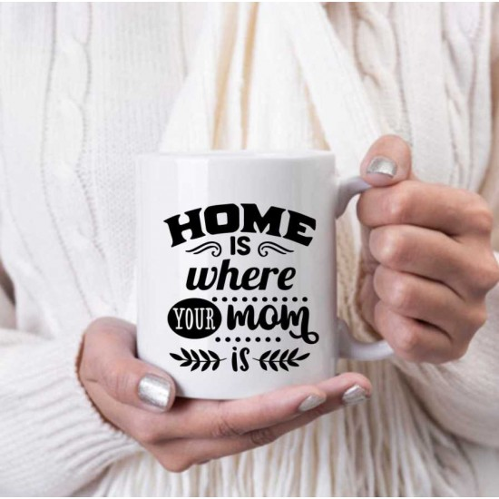 "Cana cu mesaj ""Mothers day"""