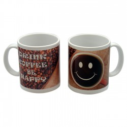 """Cana """"Drink Coffee be Happy"""""""