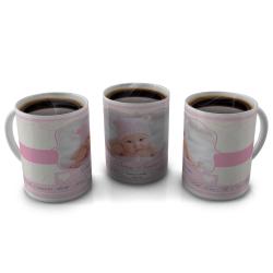 Cana personalizata nou - nascut fetita sau baiat