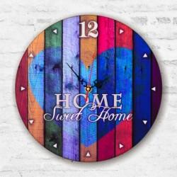 "Ceas 'Home Sweet Home"""