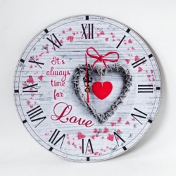 "Ceas ""It's always time for Love"""