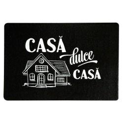 """Covoras cu mesaj """"Casa dulce casa"""""""