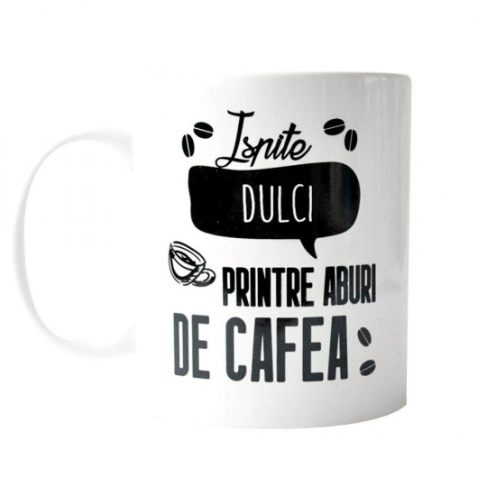 "Cana cu mesaj ""Ispite dulci"""