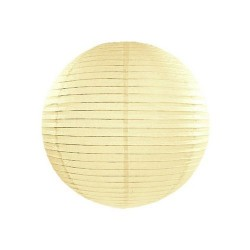Lampion cream 30 cm
