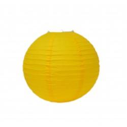 Lampion galben 40 cm