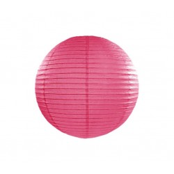 Lampion roz 30 cm
