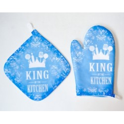 """Set """"King of the kitchen"""""""