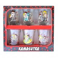 Set pahare shot Kamasutra