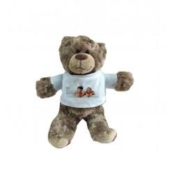 Ursulet cu tricou personalizat